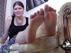 Feet joi german German feet,